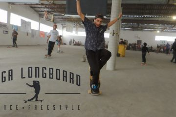 Liga Longboard Dance Freestyle